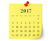 Rich List Calendar
